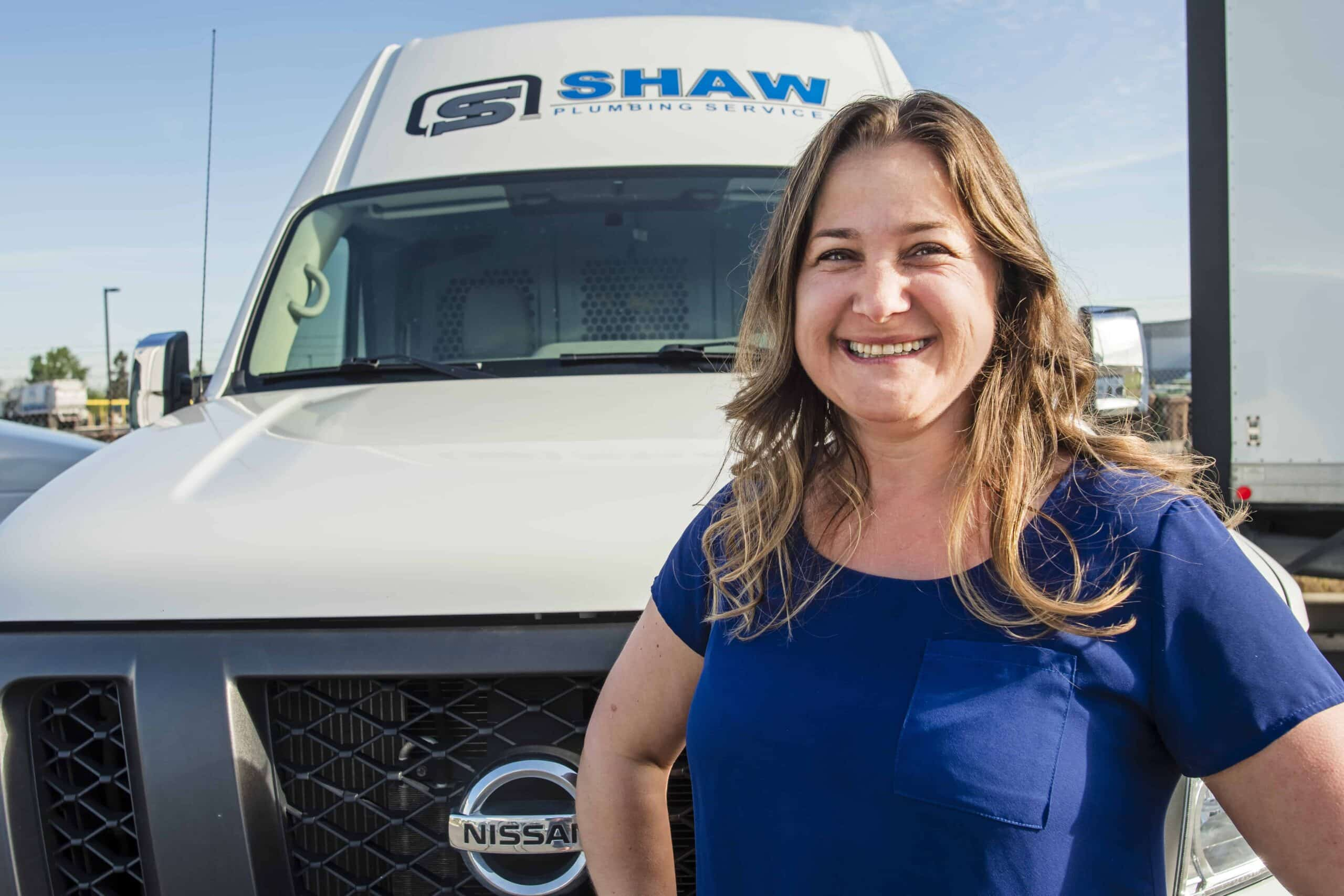 Karrie from Shaw Plumbing